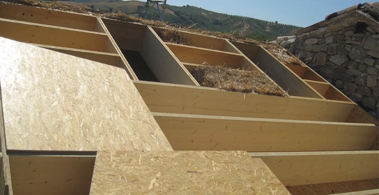 Costruire la propria casa in paglia